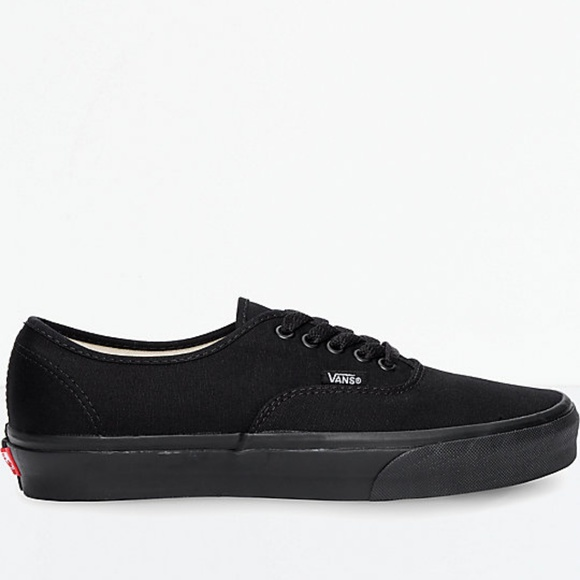 ad4160105a Vans Authentic All Black Skate Shoes Men s. M 5bd7962c819e907638057be0